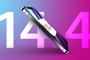 Novo iOS 14.4